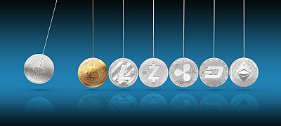 bitcoin ethereum and litcoin cryptocurrencies
